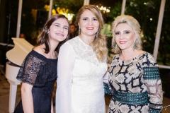 Gabriela da Escóssia, Morgana Dias Branco e Graça da Escóssia