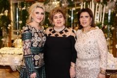 Graça da Escóssia, Consuelo Dias Branco e Regina Ximenes