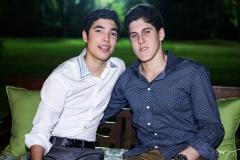 Luca e Marcelo Dias Branco