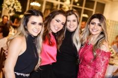 Mayar Romcy, Lissa Dias Branco, Júlia e Roberta Romcy