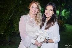 Morgana Dias Branco e Mariana Rios