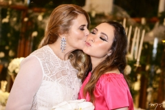Morgana e Lissa Dias Branco