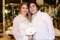 Morgana e Luciano Dias Branco