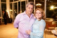 Roberto e Nekita Romcy