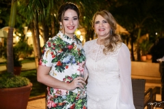 Silvinha Leal e Morgana Dias Branco