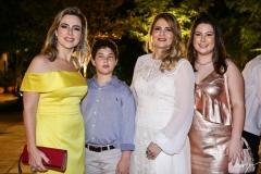 Suyane, João Cláudio, Morgana e Marcela Dias Branco