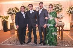 Casamento de Brenna Cartaxo e Edgar Ximenes