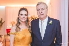Cláudia e Waldemar Cartaxo