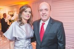 Cristiana e Fernando Esteves