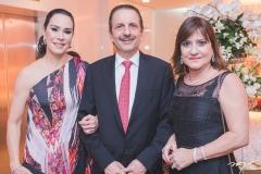 Cristine Ary, Pedro Ary e Pretinha Rolim