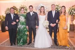 Edgar Ximenes, Ana Cristina Ximenes, Edgar Ximenes, Brenna Cartaxo, Waldermar e Cláudia Cartaxo