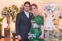 Edgar e Ana Cristina Ximenes