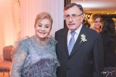 Gladys e Wagner Barreira