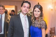 Maurício e Roberta Pacheco