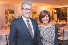 Ricardo e Bianca Quinderé