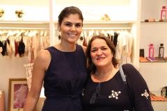 Beatriz Miranda e Cristiane Holanda