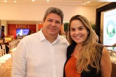 Bob e Rivana Santos