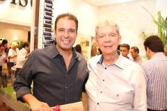 Fabio Campos e Cesar Rego