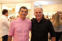 Francisco Hissa e Pio Rodrigues