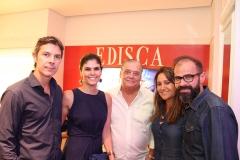 Gustavo Pessoa, Beatriz Miranda, Assis Miranda, Juliana e André Mota