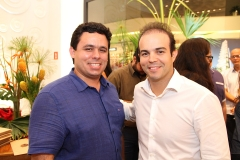 Lucas Araújo e Drauzio Barros Leal