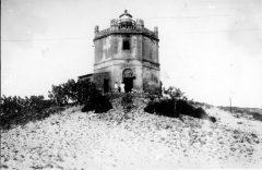 ANTES: antigo Farol do Mucuripe. (Foto: Arquivo Nirez)