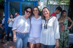Cassia Saldanha, Rafa Belucci E Mariana Furlani