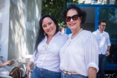 Kelly Teixeira E Cassia Saldanha