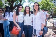 Liana Otoch, Andréa Verçosa E Karine Albuquerque