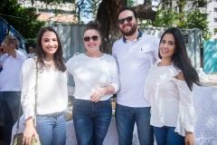 Mirela Barbosa, Mabel Mendel, Lucas Novais E Joana Figueiredo