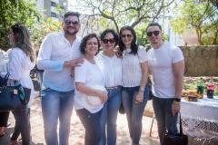Rodolfo Santiago, Neuma Figueiredo, Cassia Saldanha, Daniele Araújo E Vinícius Ferreira