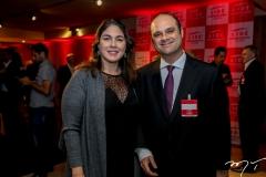 Izabela e Daniel Fiúza