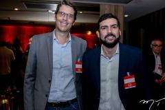 Maurício Garcia e Raphael Araújo