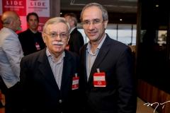 Raimundo Padilha e Sérgio Resende