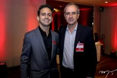 Vicente Neto e Sérgio Resende