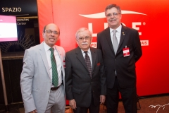 André Montenegro, Raimundo Padilha E José Carlos Gama