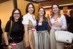 Veridiana Soares, Mirian Silva, Raquel Vidal E Juliana Guimarães