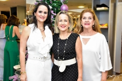 Adriana Miranda, Ana Lúcia Cabral e Maria Teresa Pinto