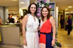 Adriana Miranda e Cristiana Carneiro