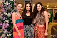 Beatriz Soares, Isabel e Maria Luiza Miranda