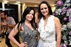 Katiane Virlel e Adriana Miranda