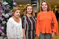 Lígia Barreto, Hortenia e Angelina Pinto