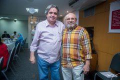 Totonho Laprovitera e Vando Figueredo