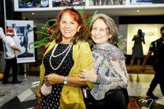 Fatima Duarte e Graça Bringel