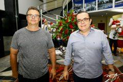 Fernando Carelli e Alessandro Belchior