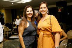 Gena Campos e Carol Belchior