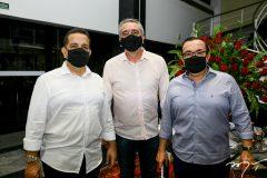 Germano Belchior, Mauro Filho e Alessandro Belchior