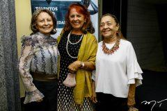 Graça Bringel, Fatima Duarte e Perpetua Pinto