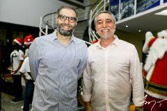 Luiz Eduardo Figueiredo e Mauro Costa