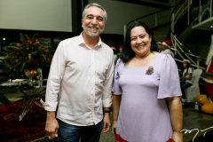 Mauro Filho e Norma Zelia